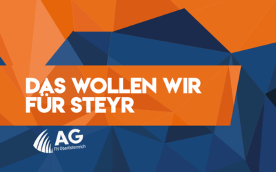Deine Aktionsgemeinschaft am Campus Steyr