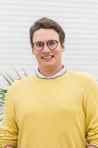 Portraitfoto-Erik-Schröcker-ÖH-Wahl-2019