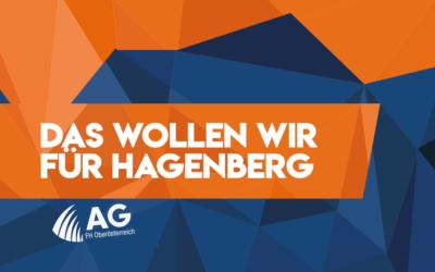 Deine Aktionsgemeinschaft am Campus Hagenberg
