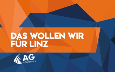 Deine Aktionsgemeinschaft am Campus Linz